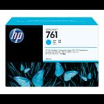 HP CM994A (761) Ink cartridge cyan, 400ml