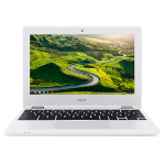 "Acer Chromebook 11 CB3-131-C9TK 2.16GHz N2840 11.6"" 1366 x 768pixels White Chromebook"