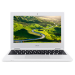 "Acer Chromebook 11 CB3-131-C9TK 2.16GHz N2840 11.6"" 1366 x 768pixels White Chromebook"