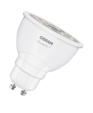 Osram Smart LED bulb Blue, Green, Red, Warm white 6 W GU10 A+