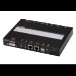 Aten CN9600 KVM switch Black