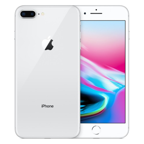 "Apple iPhone 8 Plus 5.5"" Single SIM 4G 256GB Silver"