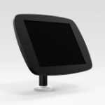 Bouncepad Swivel 60 | Microsoft Surface Pro 4/5/6/7 (2015 - 2019) | Black | Exposed Front Camera and Home Button |