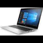 "HP EliteBook 755 G5 Silver Notebook 15.6"" 1920 x 1080 pixels Touchscreen 2.2 GHz AMD Ryzen 7 PRO 2700U"