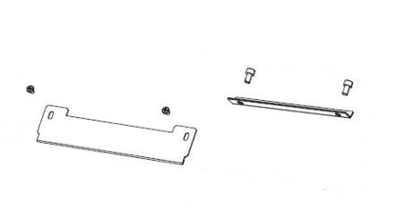 Zebra P1103355 pieza de repuesto de equipo de impresión 1 pieza(s)