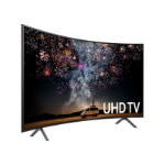 "Samsung Series 7 UN55RU7300FXZA TV 55"" 4K Ultra HD Smart TV Wi-Fi Black"