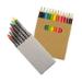 Chalk, Crayons & Pencils