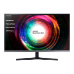 "Samsung U32H850UMU computer monitor 80 cm (31.5"") 4K Ultra HD LED Flat Zwart, Zilver"