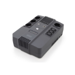Digitus DN-170110 uninterruptible power supply (UPS) Line-Interactive 600 VA 360 W 7 AC outlet(s)