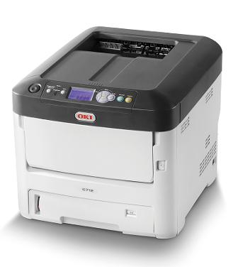 OKI C712n Colour 600 x 1200DPI A4