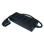Cables Direct 1SB5 video splitter SCART