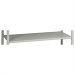 Bisley Shelving W1000xD460mm Grey Shelf