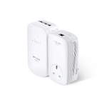 TP-LINK TL-WPA8730 KIT 1750Mbit/s Ethernet LAN Wi-Fi White 2pc(s)