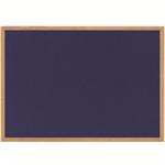 Bi-Office EARTHIT FELT BOARD BLUE 900X600