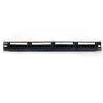 Belkin 24-Port CAT 5e Patch Panel Patch Panel