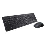 DELL KM632 keyboard RF Wireless Black