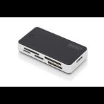 ASSMANN Electronic DA-70330-1 USB 3.0 Black, White card reader