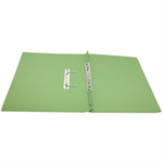 Rexel Jiffex A4 Transfer File Green (50)