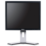 "DELL UltraSharp 1707FP 17"" Black,Silver computer monitor"