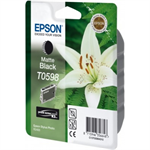 Epson C13T05984010 (T0598) Ink cartridge black matt, 520 pages, 13ml