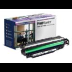 PrintMaster Black Toner Cartridge for HP LaserJet Enterprise 500 Color M551 Series, MFP M570dn/-M575c, Canon LBP-7780