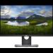 "DELL Professional P2418D LED display 60,5 cm (23.8"") 2560 x 1440 Pixels Wide Quad HD LCD Flat Mat Zwart"