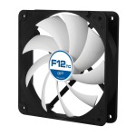 ARCTIC F12 TC - Temperature Controlled Case Fan
