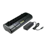 2-Power DBC9710A Indoor battery charger Black battery charger