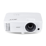 Acer Essential P1350W data projector 3700 ANSI lumens DLP WXGA (1280x800) Ceiling-mounted projector White