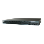 Cisco ASA 5540 Firewall Edition hardware firewall 650 Mbit/s 1U