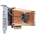 QNAP QM2-2P Internal PCIe interface cards/adapter