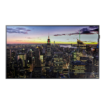 "Samsung QM49F 124.5 cm (49"") LED 4K Ultra HD Digital signage flat panel Black"