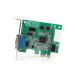 StarTech.com 2 Port Low Profile Native RS232 PCI Express Serial Card with 16950 UART PEX2S952LP