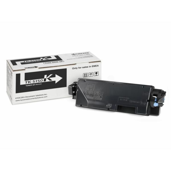 Kyocera 1T02NS0NL0 (TK-5150 K) Toner black, 12K pages