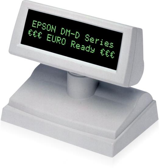 Epson DM-D110BA RS-232 Grijs