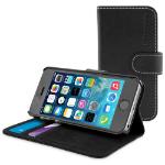 "TheSnugg B01C764CFI 4"" Wallet case Black mobile phone case"