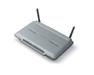 Belkin ADSL Wireless G Modem Router F5D7632 for BT Line