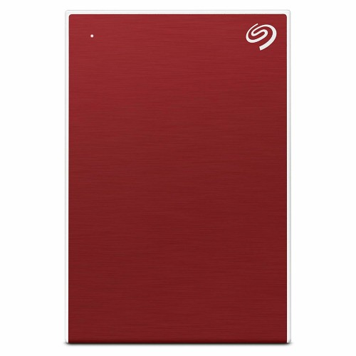 Seagate Backup Plus Slim external hard drive 1000 GB Red