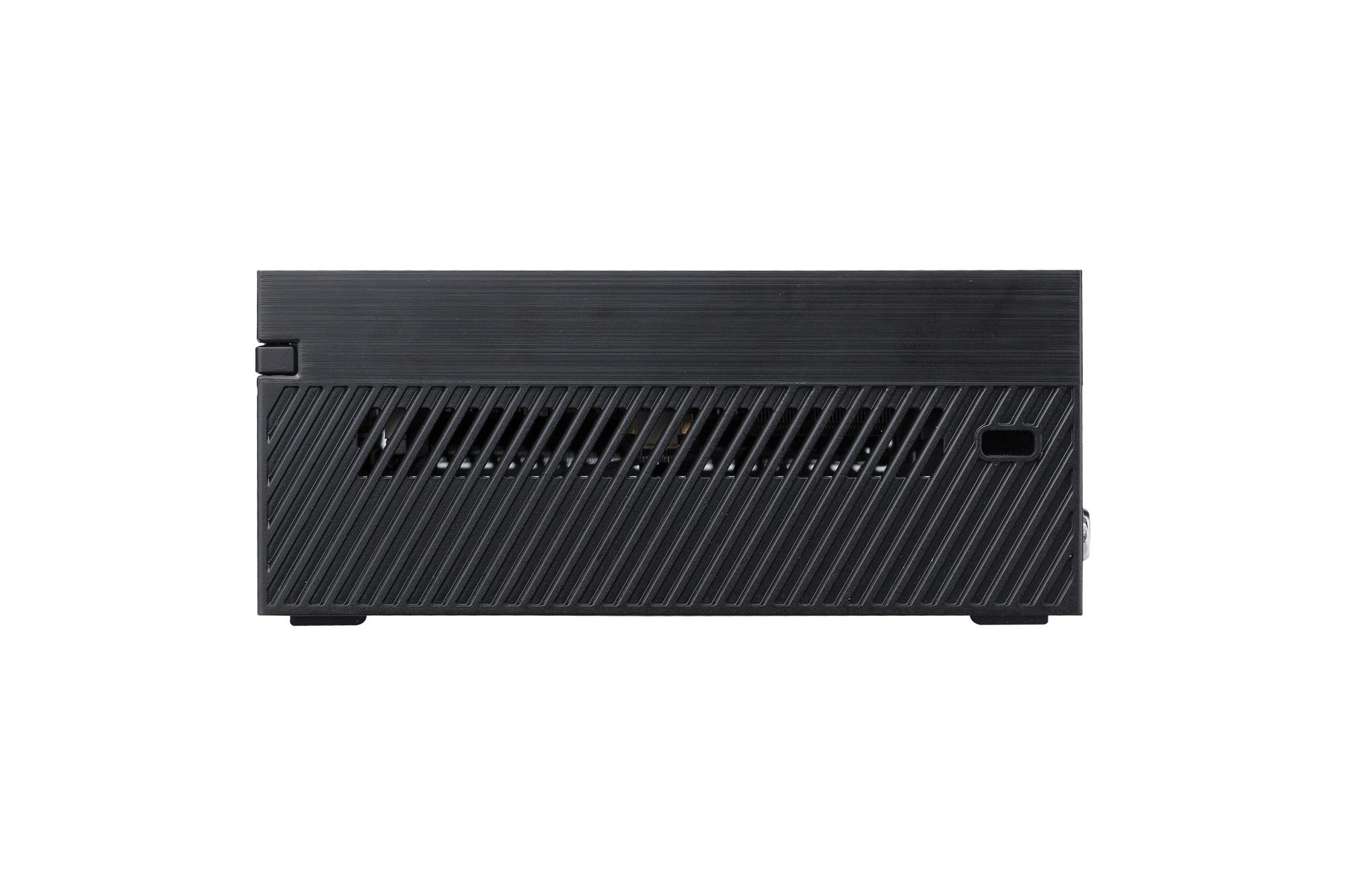 ASUS Mini PC PN61 BB7009MT - Barebone - mini PC - 1 x Core i7 8565U - HD Graphics 620 - GigE, Blueto