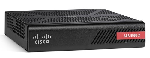 Cisco ASA 5506-X hardware firewall 125 Mbit/s