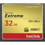 Sandisk 32GB Extreme CF 32GB CompactFlash memory card