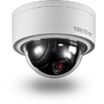 Trendnet TV-IP420P surveillance camera IP security camera Outdoor Dome Silver 2048 x 1536 pixels