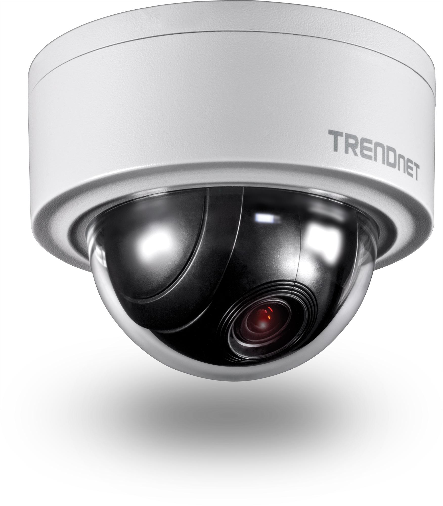 Trendnet TV-IP420P cámara de vigilancia Cámara de seguridad IP Exterior Almohadilla Techo 2048 x 1536 Pixeles