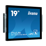 "iiyama ProLite TF1934MC-B2X touch screen monitor 48.3 cm (19"") 1280 x 1024 pixels Black Multi-touch"