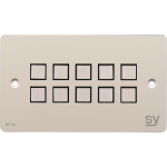 SY Electronics SY-KP10-BW matrix switch accessory