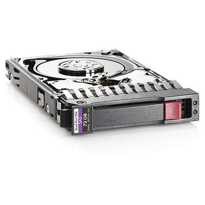 HP 72GB 6G SAS 15K SFF (2.5-inch) Dual Port Enterprise 3yr Warranty Hard Drive 72GB SAS internal hard drive