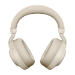 Jabra Evolve2 85, MS Stereo Auriculares Diadema Beige