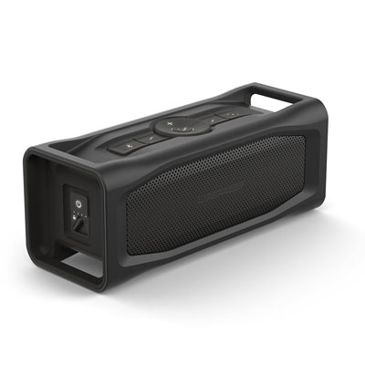 LifeProof Aquaphonics AQ10 Stereo portable speaker Black