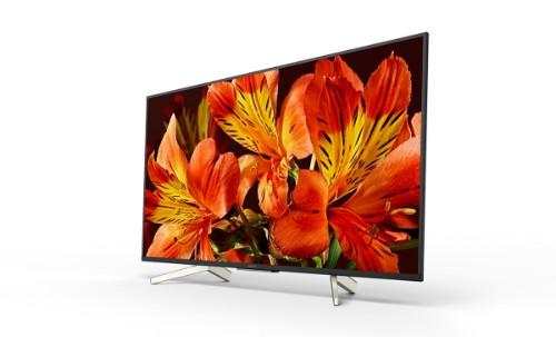 "Sony FW-49BZ35F signage display Digital signage flat panel 124.5 cm (49"") LCD 4K Ultra HD Black Android 7.0"
