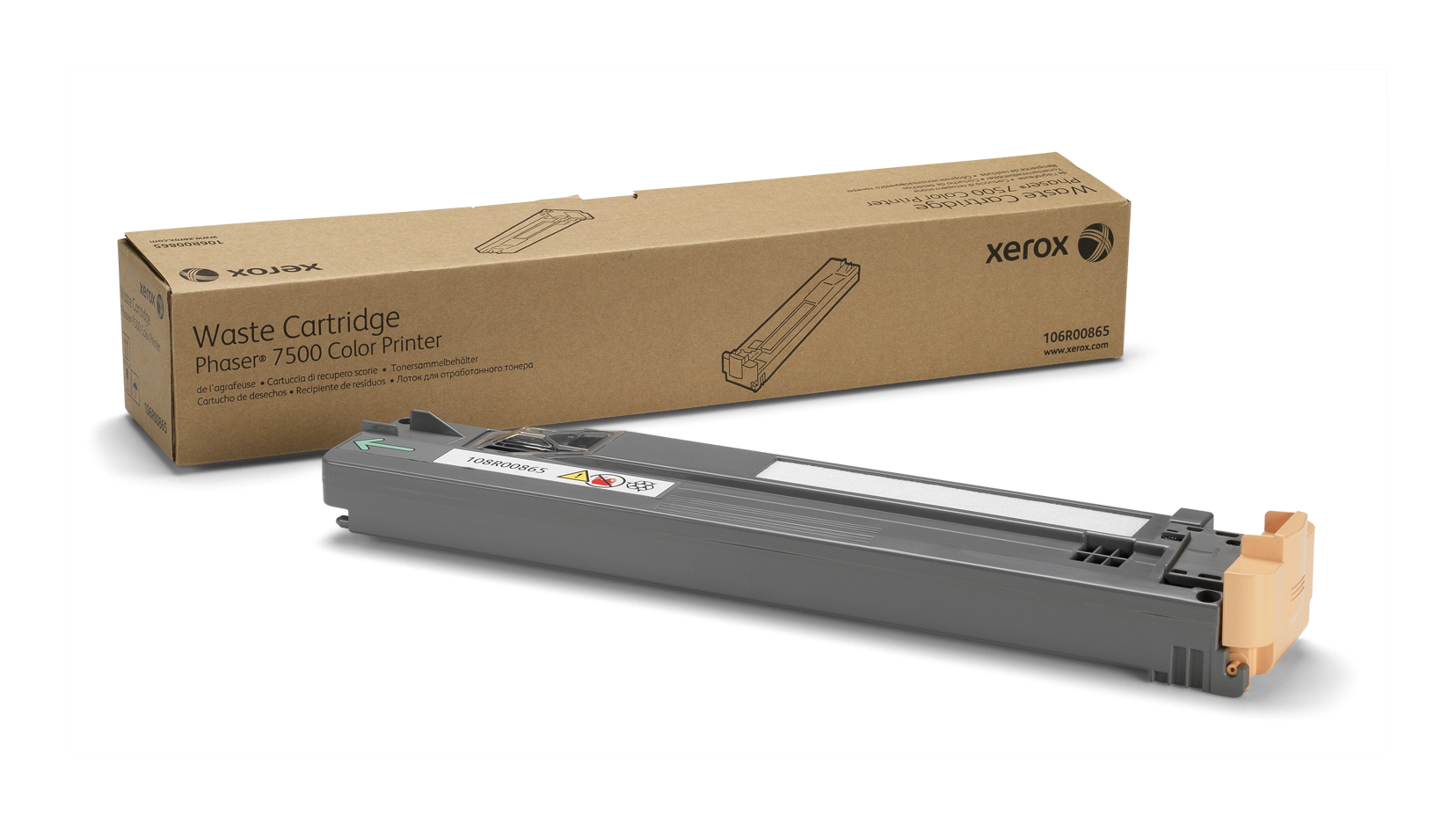 Xerox 108R00865 Toner waste box, 20K pages